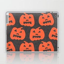 Jack-o-Lantern (Pattern) Laptop & iPad Skin
