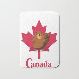 Oh Canada Bath Mat