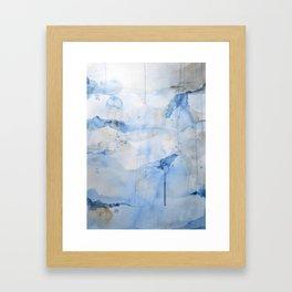 Not Very Far  Framed Art Print