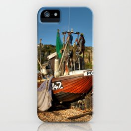 Port Of Rye iPhone Case