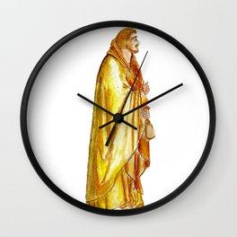 Life of Christ 'Judas Betrayal' figure interpretation Wall Clock