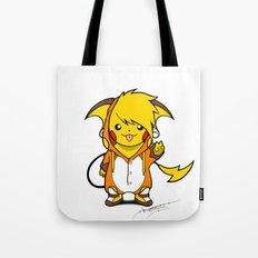 Enter Birdychu Tote Bag