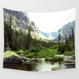 Quiet Peace Wall Tapestry