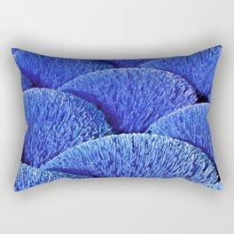Blue Asian Impression Rectangular Pillow