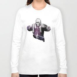 big animal Long Sleeve T-shirt