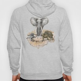Council of Animals Hoody