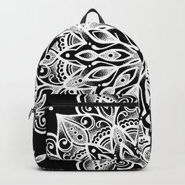 black monika's mandala Backpack
