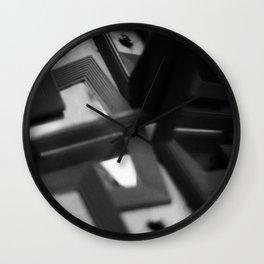 narcissistic samsa Wall Clock