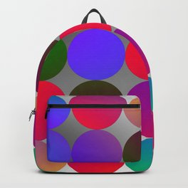 Glowing Dots Backpack