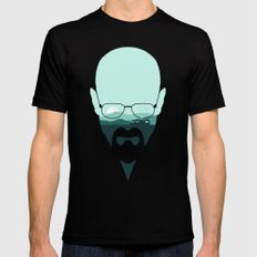 Heisenberg Black MEDIUM Mens Fitted Tee