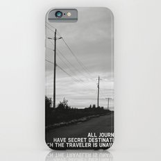 journey + destinations iPhone 6s Slim Case