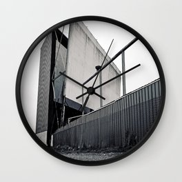 Theater angle Wall Clock