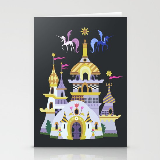 Canterlot Stationery Cards