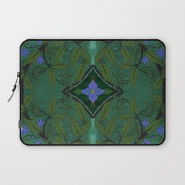 Branch and Bluebell Laptop Sleeve