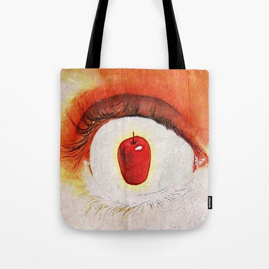 Apple of My Eye 000 Tote Bag