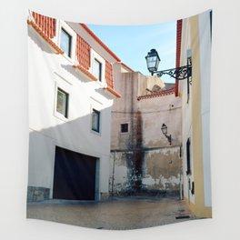 Portugal, Cascais (RR 187) Analog 6x6 odak Ektar 100 Wall Tapestry