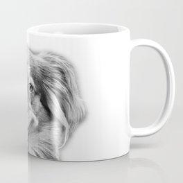 Happy dog face Coffee Mug