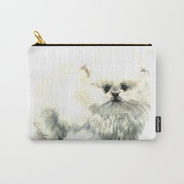 Ball of Fluff Carry-All Pouch