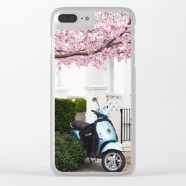 Chelsea Clear iPhone Case