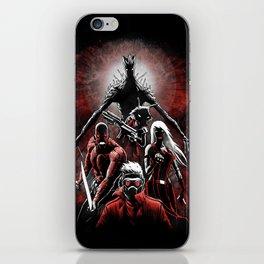 Legendary Guardians iPhone Skin