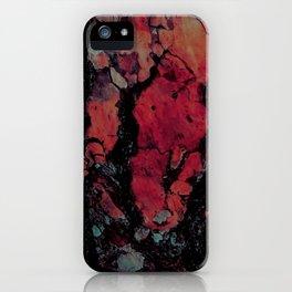 Burns Road iPhone Case