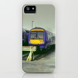 HST Hull iPhone Case
