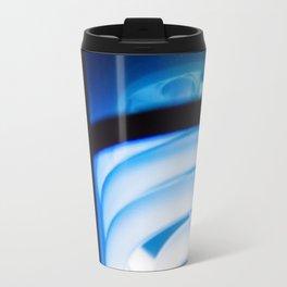 Blue Light District Travel Mug