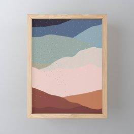 wanderlust Framed Mini Art Print