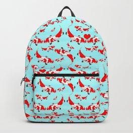 Koi Fish Kisses Backpack
