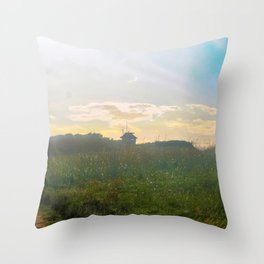 Sheringham, Norfolk, U.K Throw Pillow