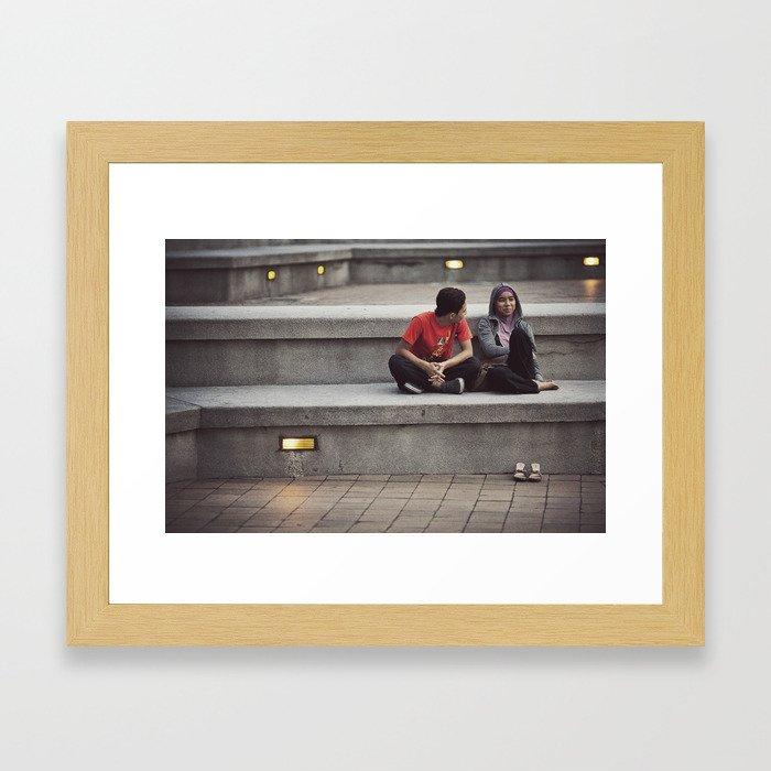 Asia 46 Framed Art Print