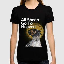 All Sheep Go To Heaven T-shirt