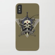 LEGENDARY iPhone X Slim Case