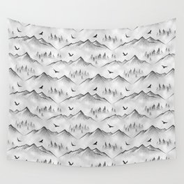 Eagle Mountain Wall Tapestry
