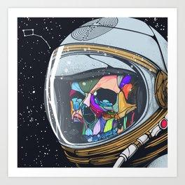 Ursa minor Art Print