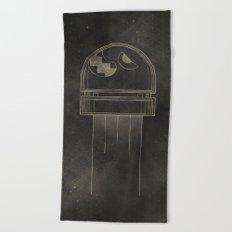 The Bullet Beach Towel