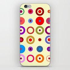 Op Art #7 iPhone & iPod Skin