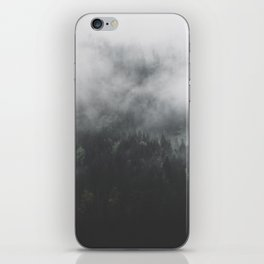 Spectral Forest II - Landscape Photography iPhone Skin