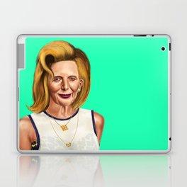 Hipstory -  Margaret Laptop & iPad Skin