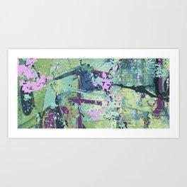 Men in Tights Art Print
