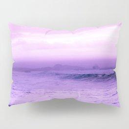 Beautiful Purple Oceanside Pillow Sham