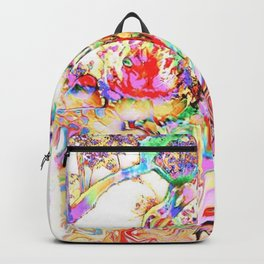 Fried Dirtie Hippie Mind Backpack