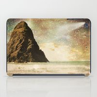 interstellar iPad Cases featuring Interstellar by Jenndalyn