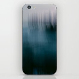 Forest Wilderness by the Sea Abstract iPhone Skin