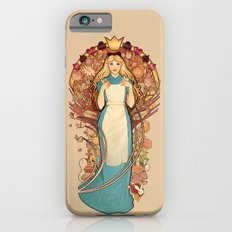 Curious and Curiouser Slim Case iPhone 6s