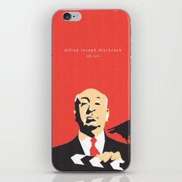 Hitchcock iPhone Skin