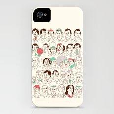 Many Murrays iPhone (4, 4s) Slim Case