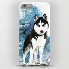 Siberian Husky Slim Case iPhone 6s Plus