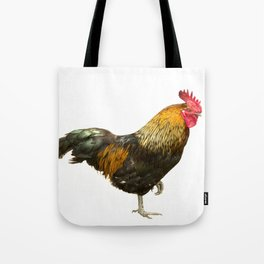 the vain cock Tote Bag