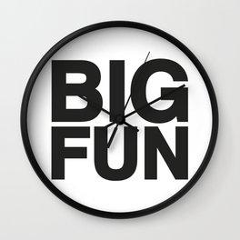 BIG FUN Wall Clock